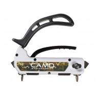 CAMO PRO (5mm tarpas, 129-148mm lentoms)