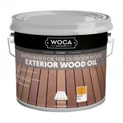 Alyva terasoms 2.5 L | Su pigmentu | Woca Exterior Oil